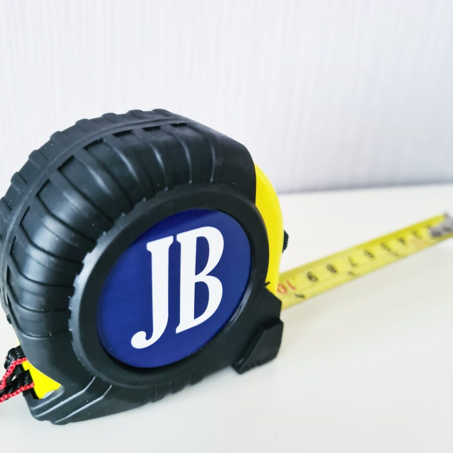 Personalised tape measure