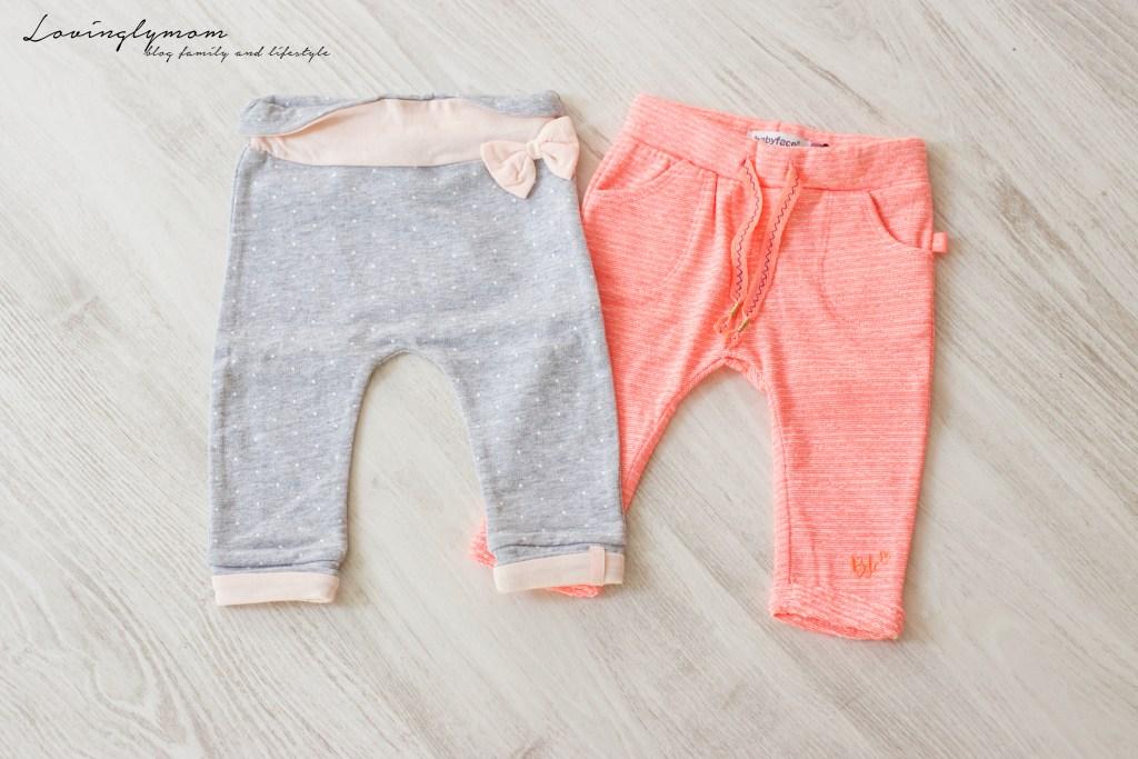 Premiers achats pour bébé lovinglymom