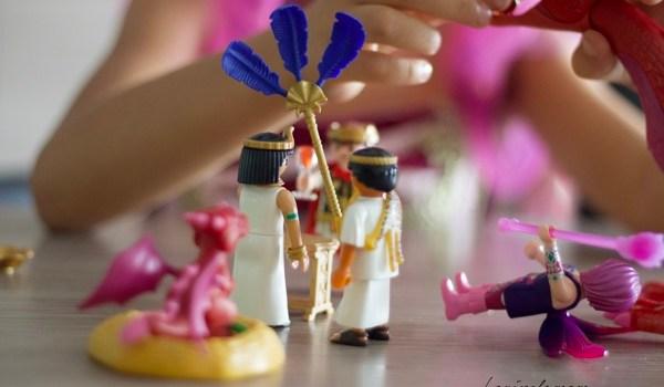 Les jouets Playmobil, une véritable aventure depuis des années