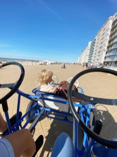 Excursion Ostende