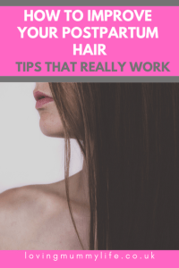 Fix postpartum hair
