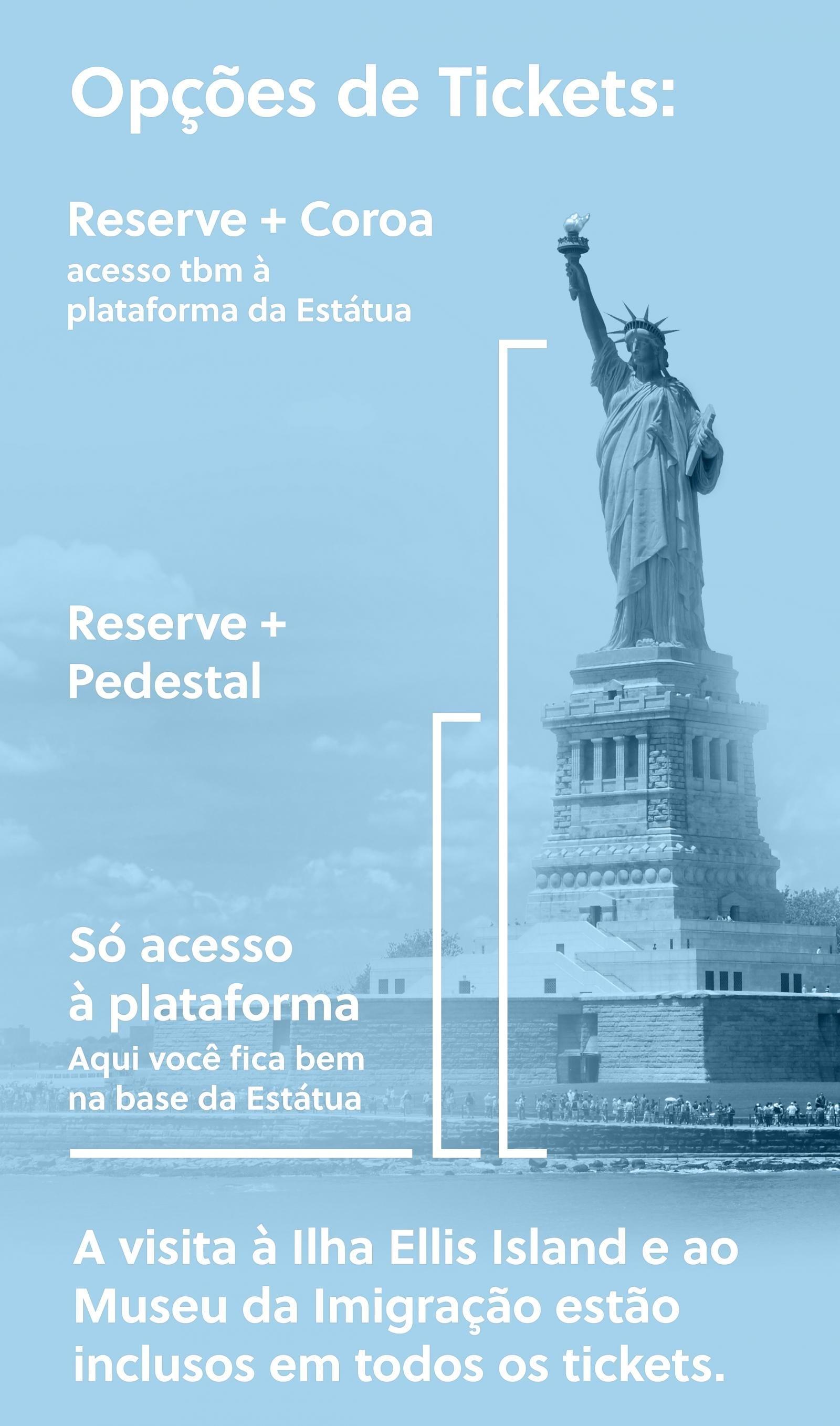 Como Visitar A Estatua Da Liberdade Em Nova York