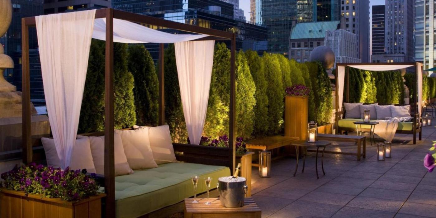 Attic Rooftop-Bar - Dica secreta do lado da Times Square