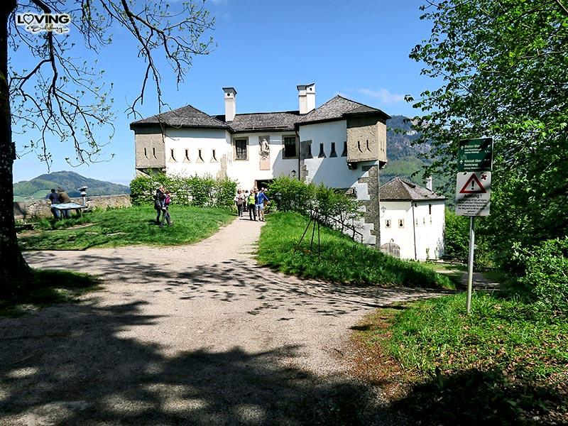 loving Salzburg // Kapuzinerberg