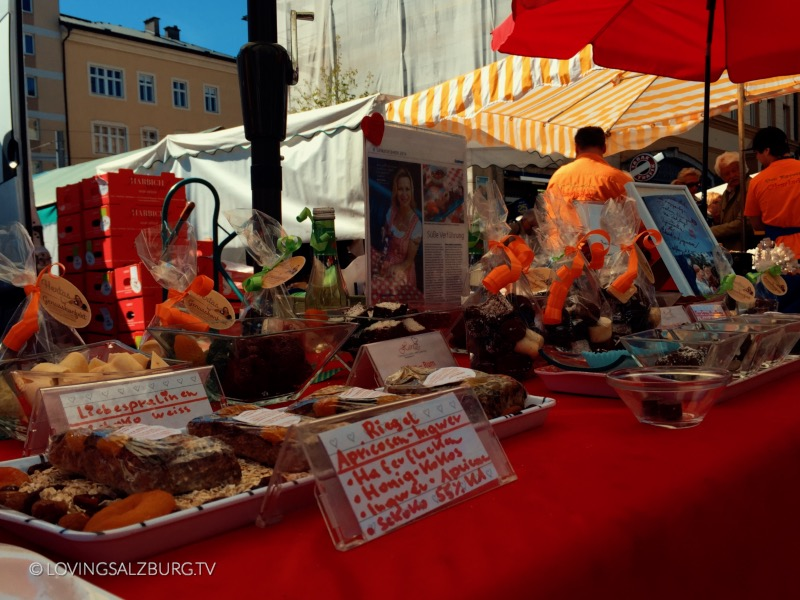 loving Salzburg TV |Herthas Pralinen