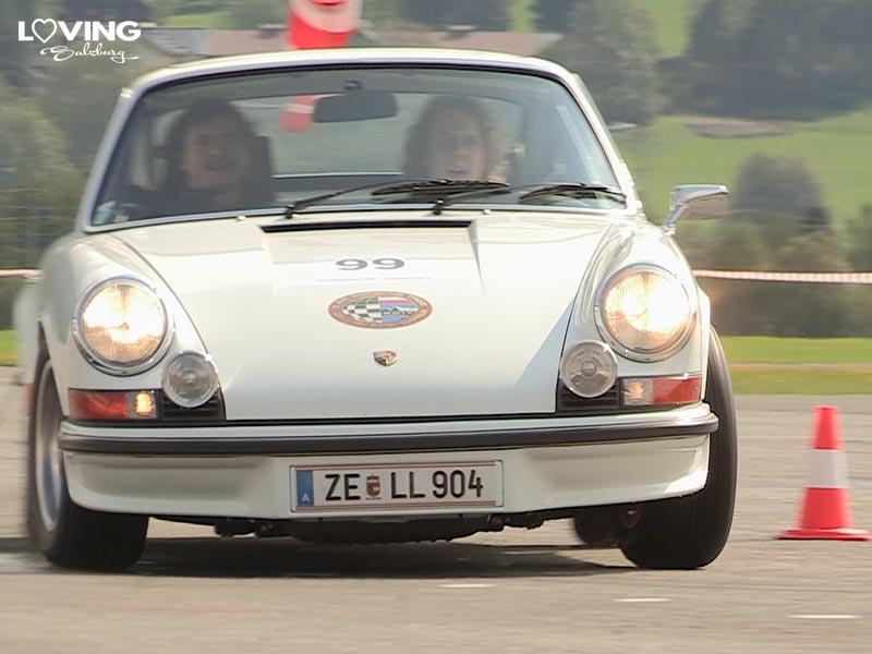 loving Salzburg | Porsche Tage Zell am See 2017