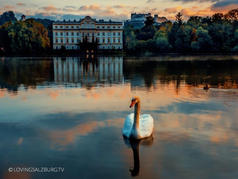 loving Salzburg TV |Schloss Leopoldskron