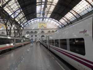 barcelona-train-station