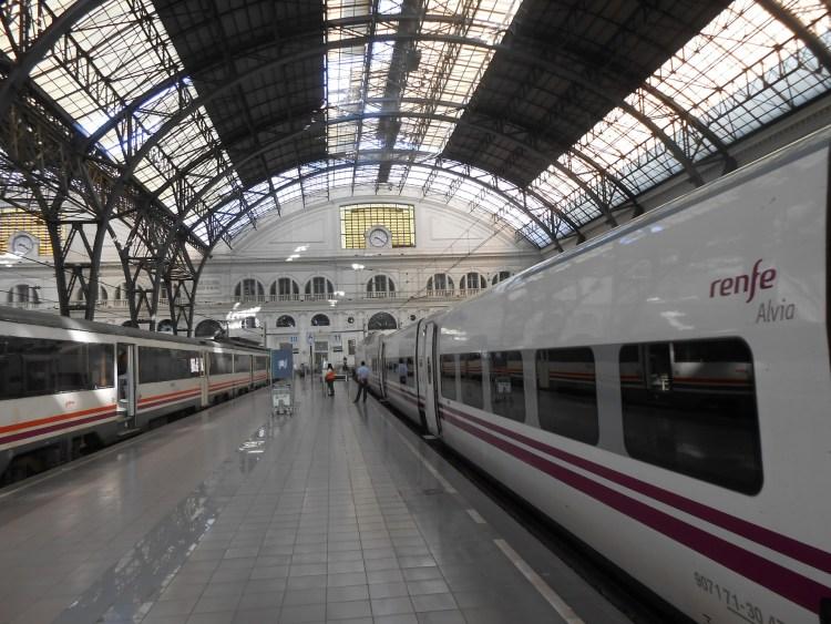 barcelona-train-station