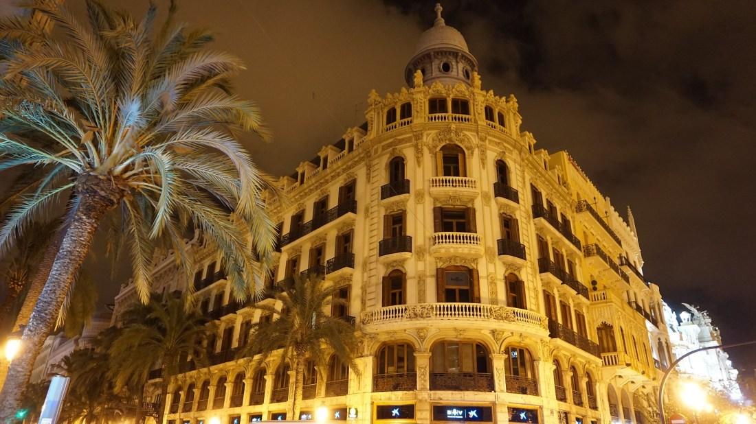 Valencia-building