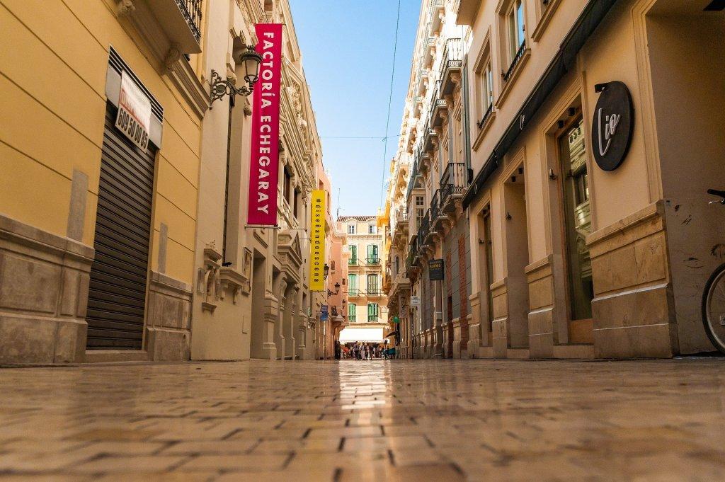 Malaga_spain_shopping