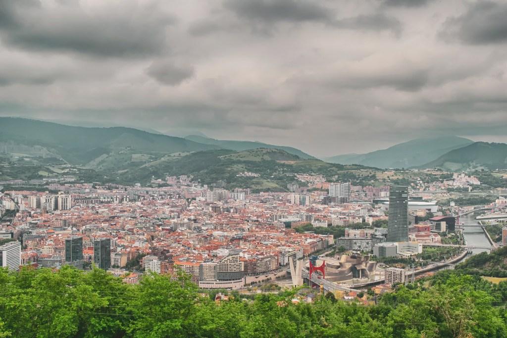 Panoramic-View-of-Bilbao