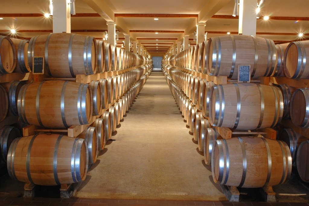Andalusia winery