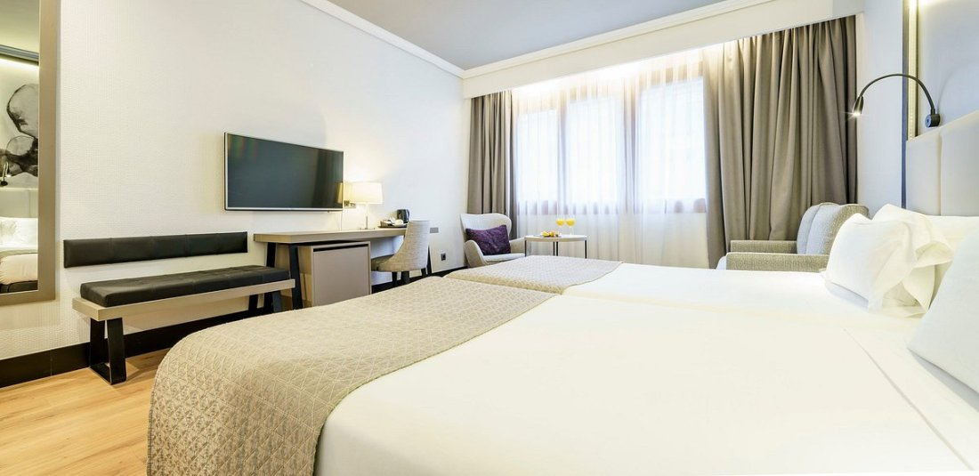 Hotel_Ilunion_Bilbao