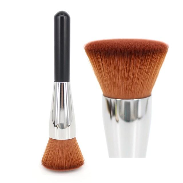 Flat Top Kabuki Brush Professional Face Makeup Brush Powder Foundation Blush Bronzer Primer Base Cosmetics Brushes Beauty Tool