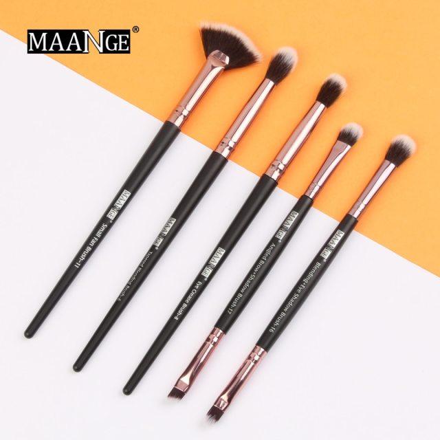 3/5/12 pcs/lot Makeup Brushes Set