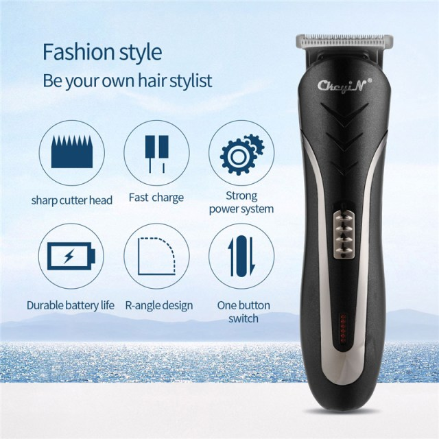 3 In 1 Electric Hair Clipper Razor Beard Shaver