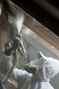 Polyurethane spray foam insulation experts