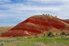 Central Oregon, Painted Hills