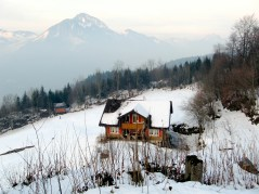 fur'ners live here - Swiss Alps