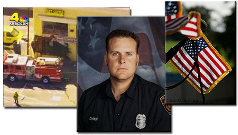 LA Firefighter Killed in Explosion near LAX