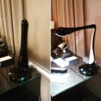 Weird table lamp