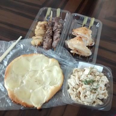 Breakfast snacks