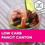 Low Carb Pancit Canton