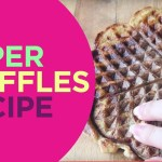 Low Carb Waffles for Breakfast | LC,SF,GF