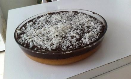 Torta holandesa low carb