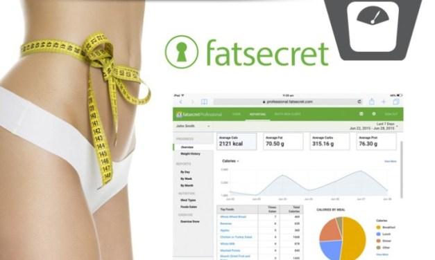 FatSecret pode ajudar no seu emagrecimento