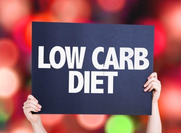 low-carb dieta