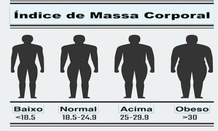 IMC: Calculo de Massa Corporal – Calcule o seu