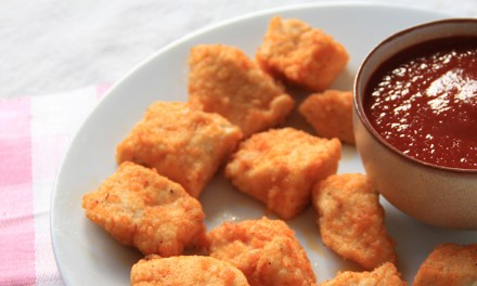 Nuggets low carb a qualquer hora do dia