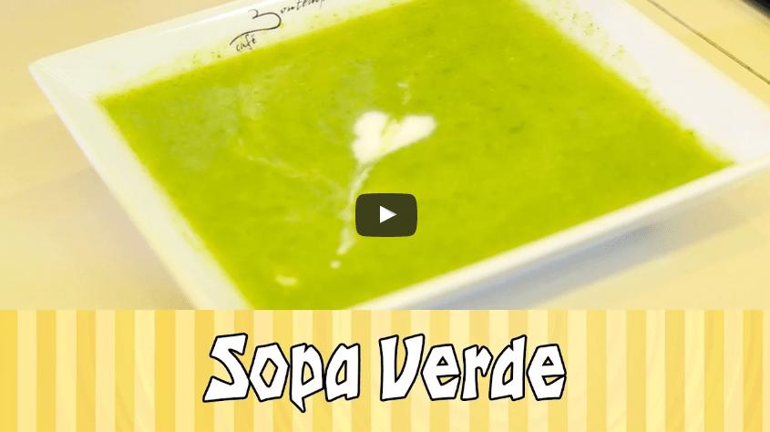 Sopa Low Carb Detox Para Emagrecer