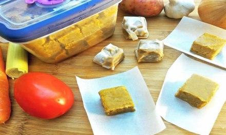 Receita de Caldo de legumes low carb em Cubinho