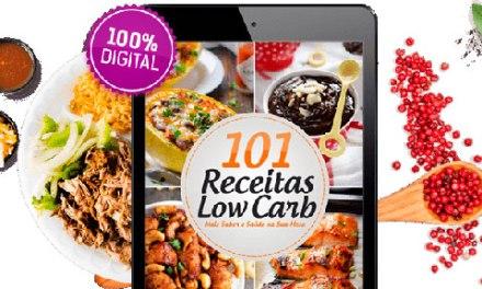 101 receitas low carb Para Ajudar Você a Perder Peso