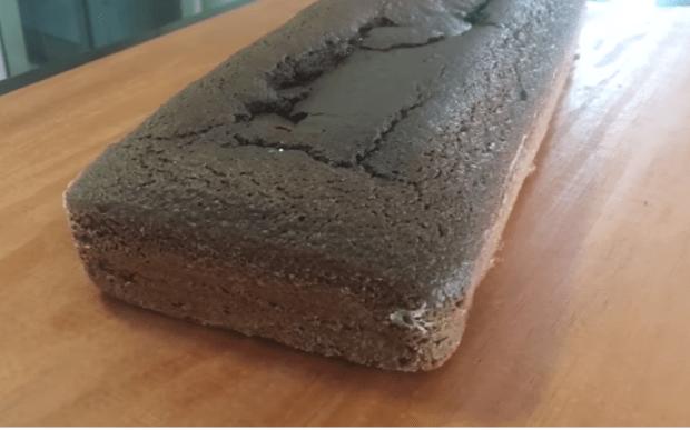 Bolo de chocolate low carb de liquidificador