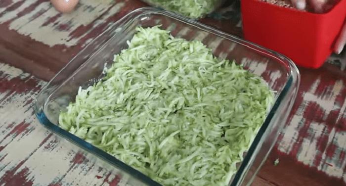 Receita de Torta salgada Low Carb