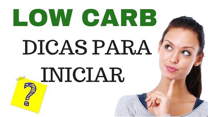 Como Iniciar a Dieta Low Carb