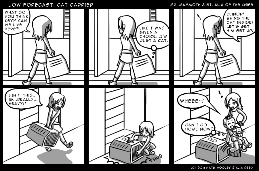 Cats.  They're natures unabashed serial killers.  Can you believe they get away with it?
