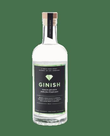 Ginflaske