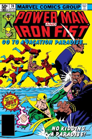 Power Man and Iron Fist #70