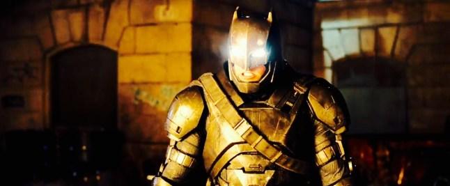 Batman v Superman Bat Armor