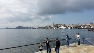 Vladivostok waterfront