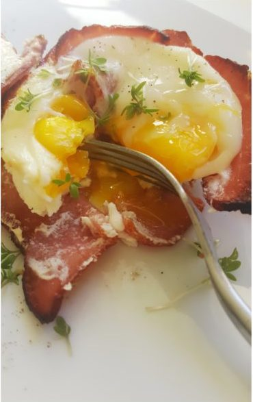 ♡ Herzhafte Eiermuffins - Eier mit Speck mal anders
