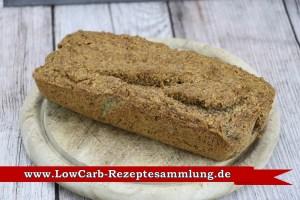 Frühstücksbrot Low Carb