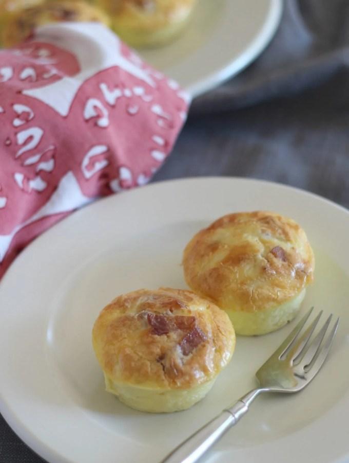 Bacon and Gruyère Egg Bite Recipe