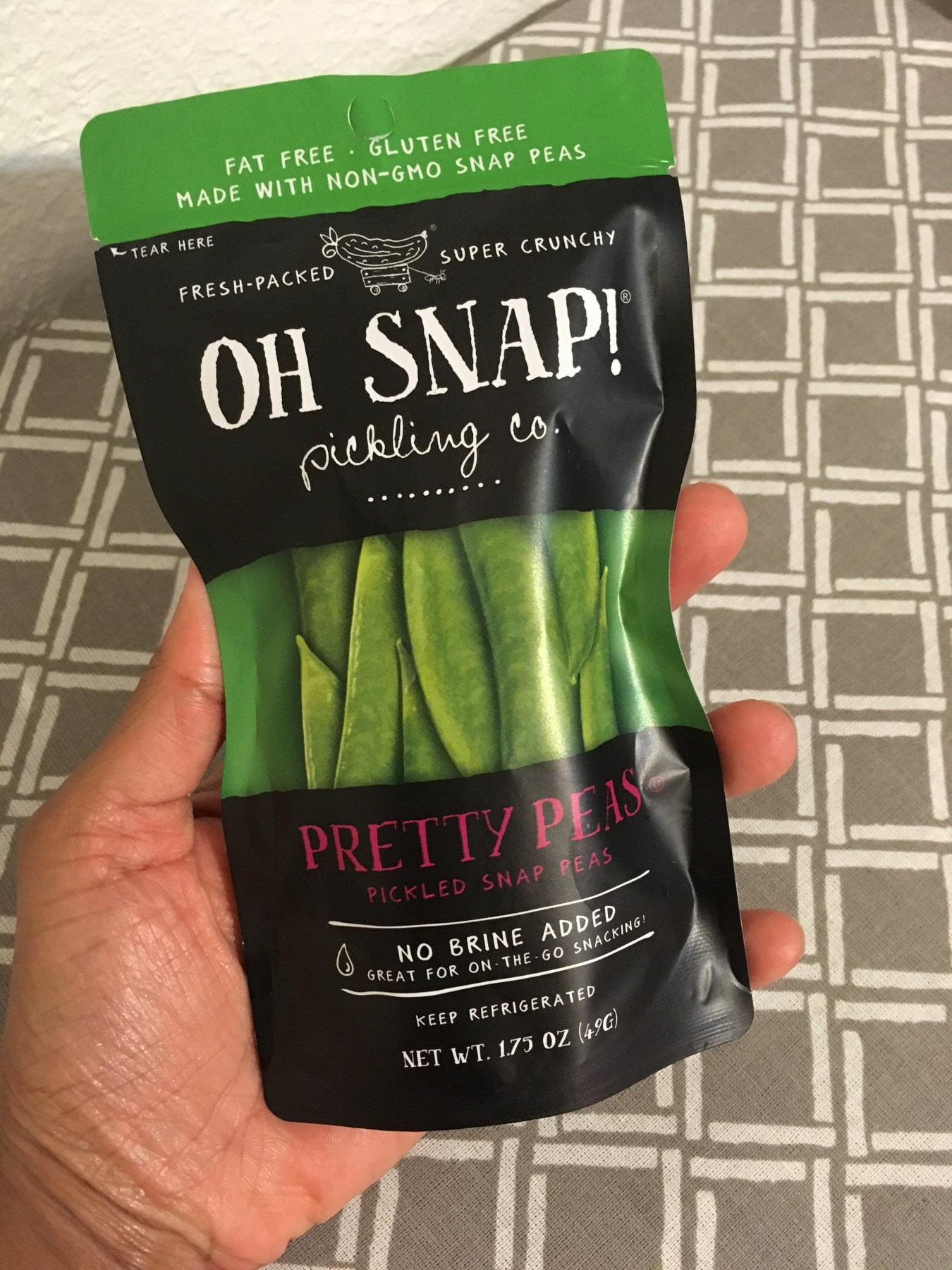 Oh Snap Review