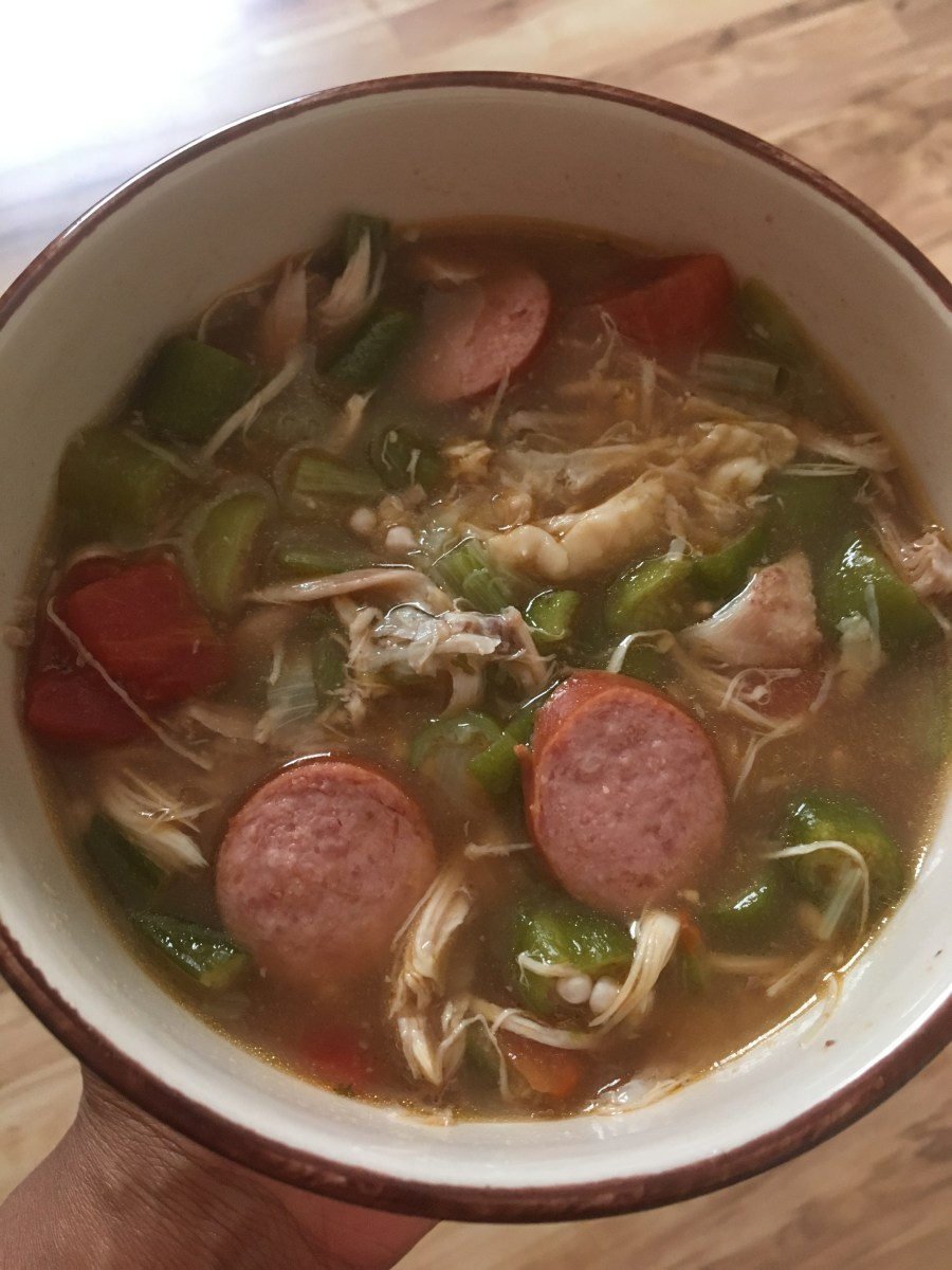 low carb gumbo recipe
